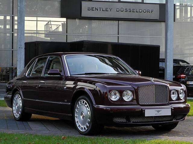 Bentley Arnage null
