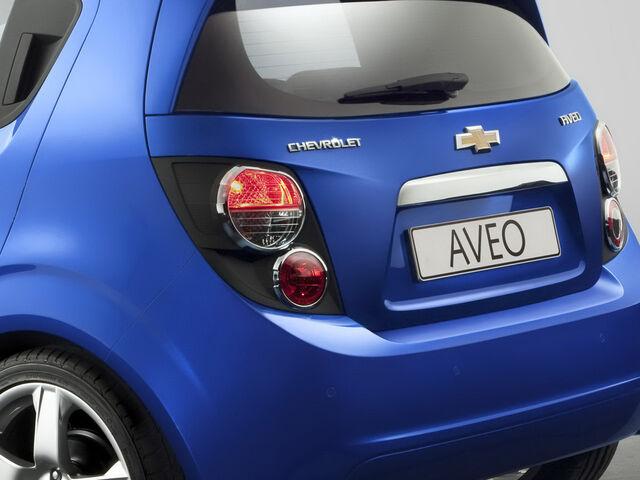 Chevrolet Aveo 2016