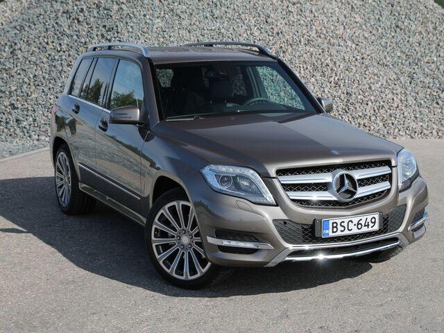 Mercedes-Benz GLK 220 null