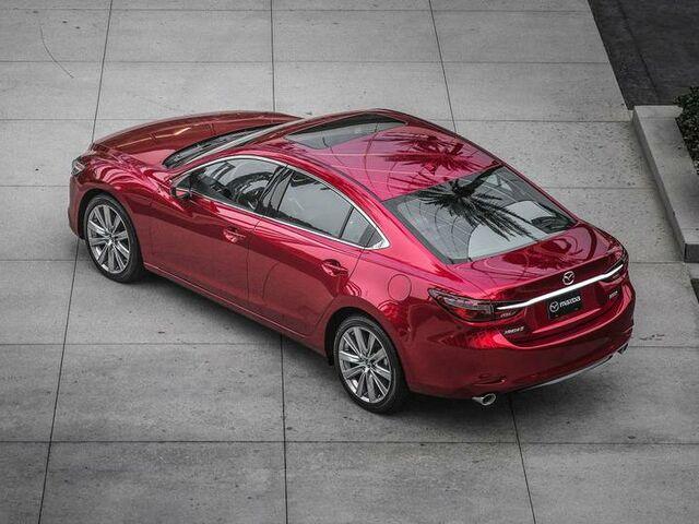 Новый автомобиль Мазда 6 2020 года от 25099$ на AutoMoto.ua   фото 4
