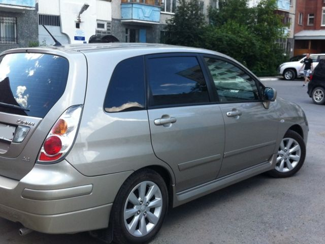 Suzuki Liana null