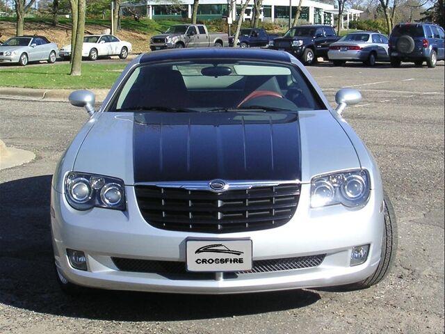 Chrysler Crossfire null