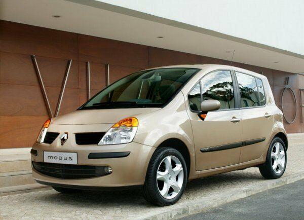 Renault Modus null