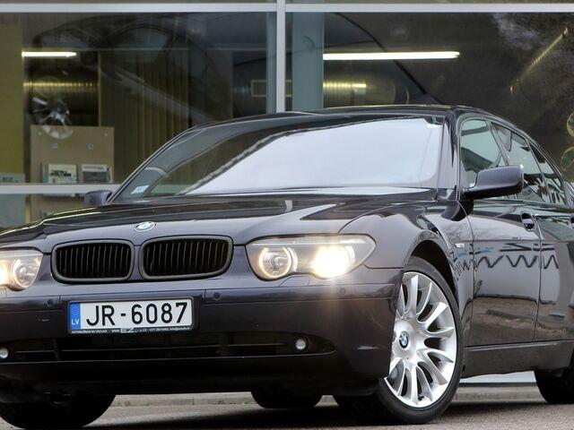 BMW 745 null