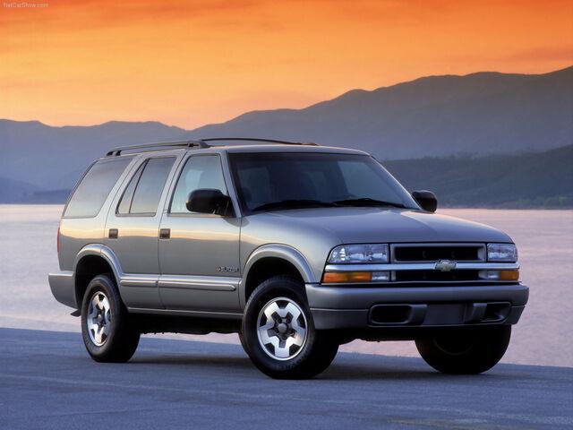 Chevrolet Blazer null