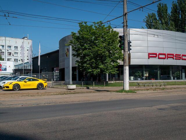 """Купить новое авто  в Одессе в автосалоне """"Порше Центр Одесса""""   Фото 2 на Automoto.ua"""