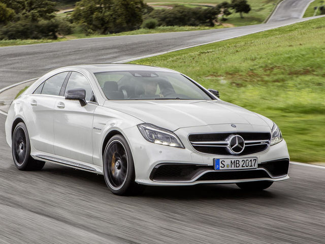 Mercedes-Benz CLS 63 AMG null