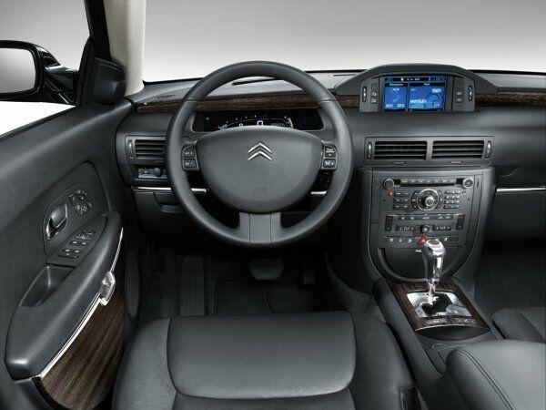 Citroen C6 2016