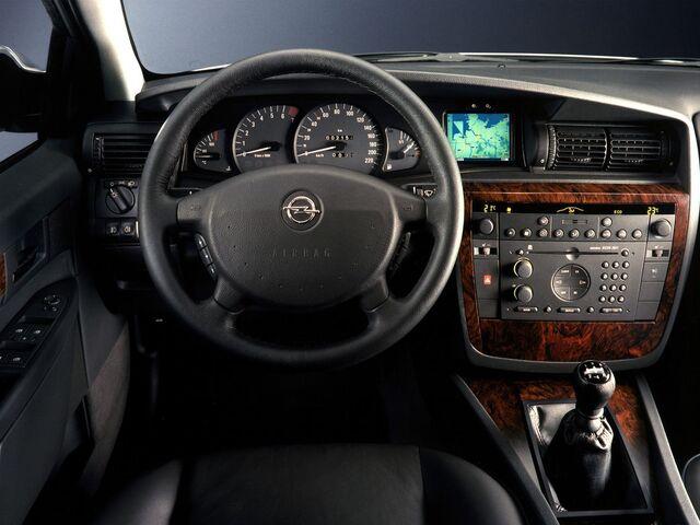 Opel Omega null