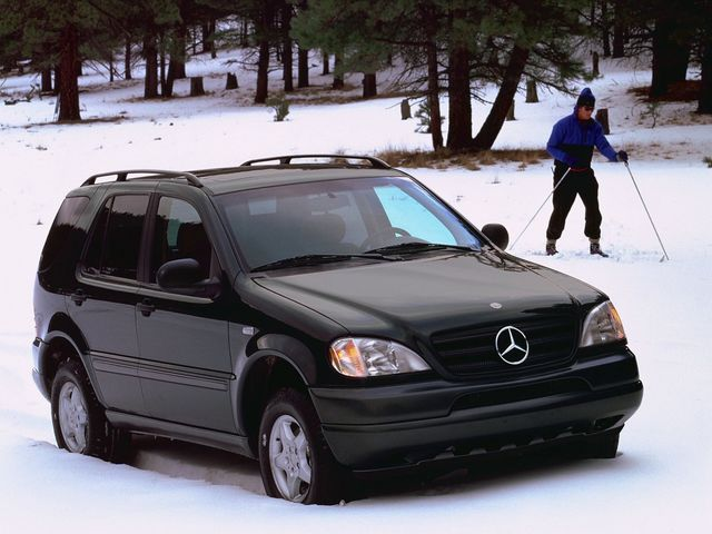 Mercedes-Benz ML 430 null