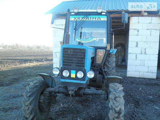 Трактор МТЗ-52 Беларус: обзор технических характеристик