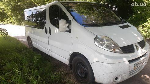 Белый Рено Трафик груз-пасс., объемом двигателя 0 л и пробегом 580 тыс. км за 0 $, фото 1 на Automoto.ua