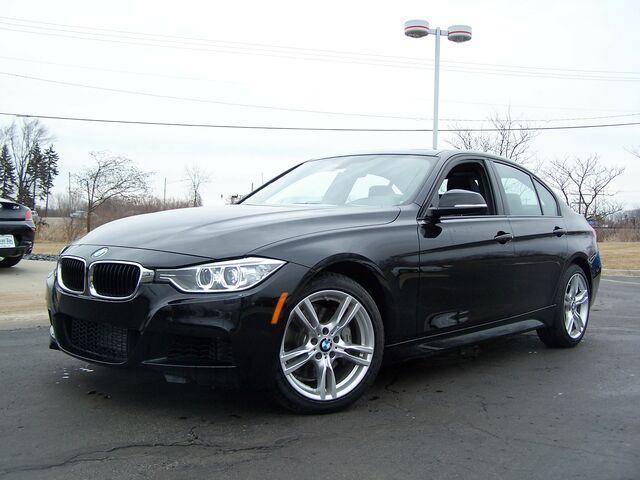 BMW 335 2016