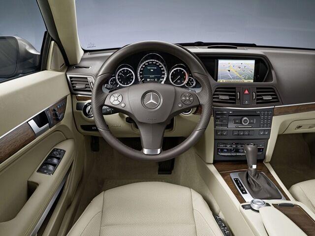 Mercedes-Benz E 350 2015