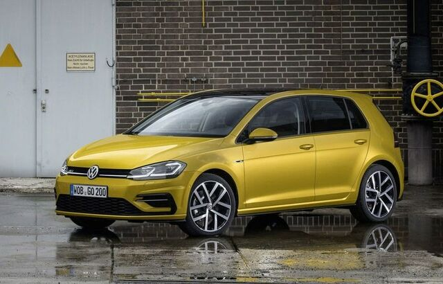 Volkswagen Golf - ціни знижено!