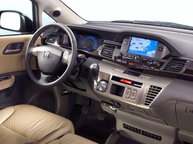 Honda FR-V null