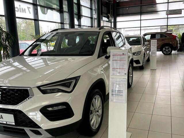 """Купить новое авто  в Одессе в автосалоне """"Адис-Авто Seat""""   Фото 4 на Automoto.ua"""