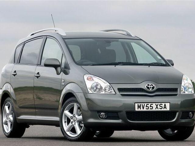Toyota Corolla Verso null