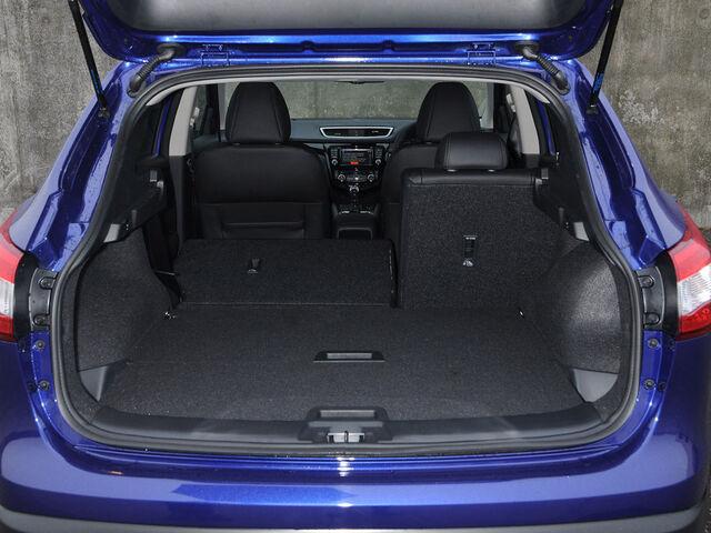 Nissan Qashqai null
