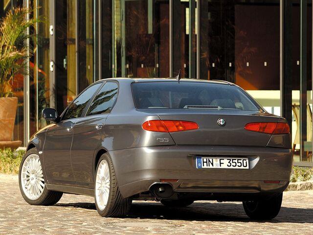Alfa Romeo 166 null