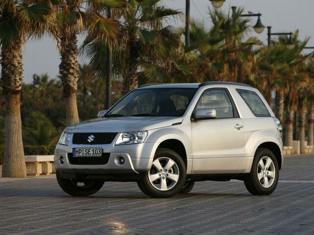 Suzuki Grand Vitara null