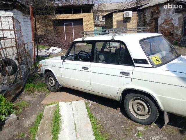 Белый ВАЗ 2106, объемом двигателя 0 л и пробегом 630 тыс. км за 1200 $, фото 1 на Automoto.ua