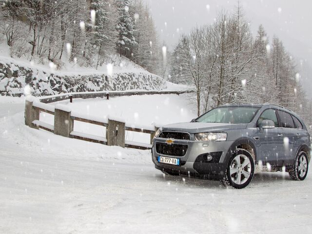 Chevrolet Captiva null