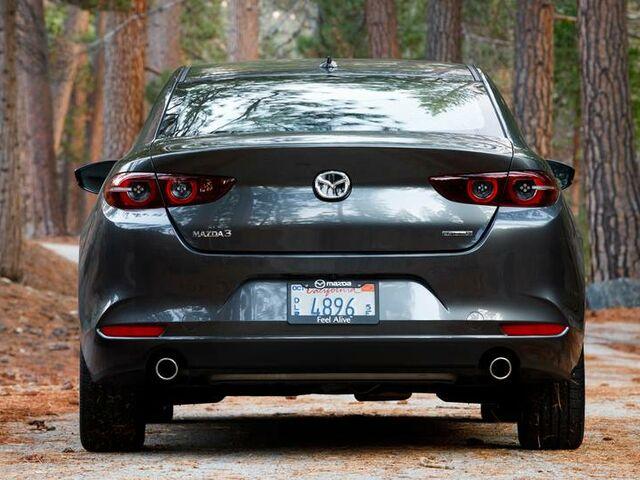 Новый автомобиль Мазда 3 2020 года от 25595$ на AutoMoto.ua | фото 3