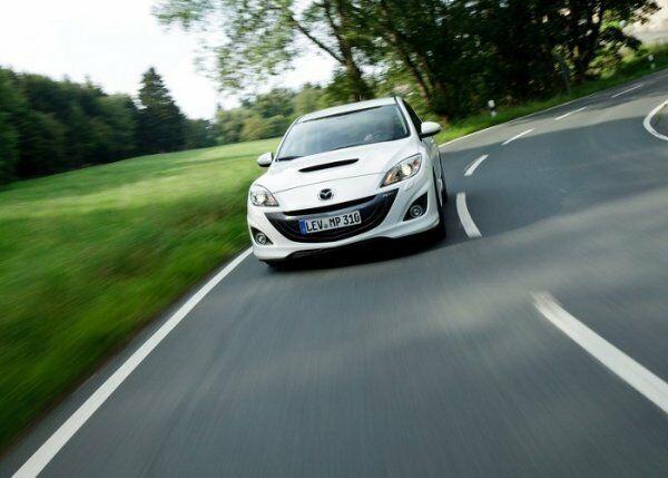 Mazda 3 MPS null