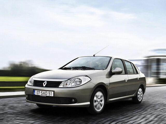 Renault Symbol null