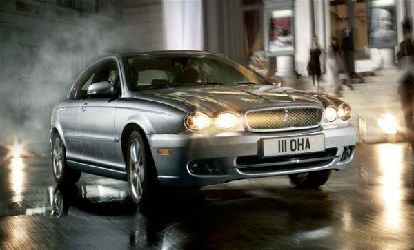 Jaguar X-Type null