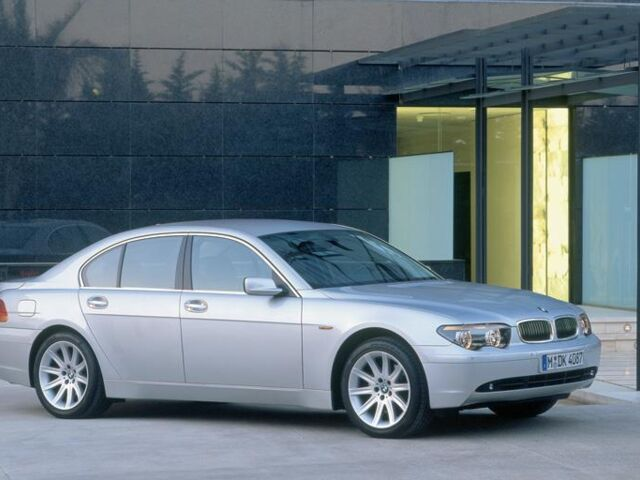 BMW 735 null