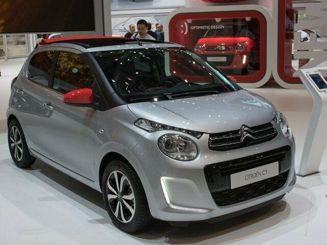 Новий автомобіль Сітроен С1 2020 року від 10053$ на AutoMoto.ua | фото 6