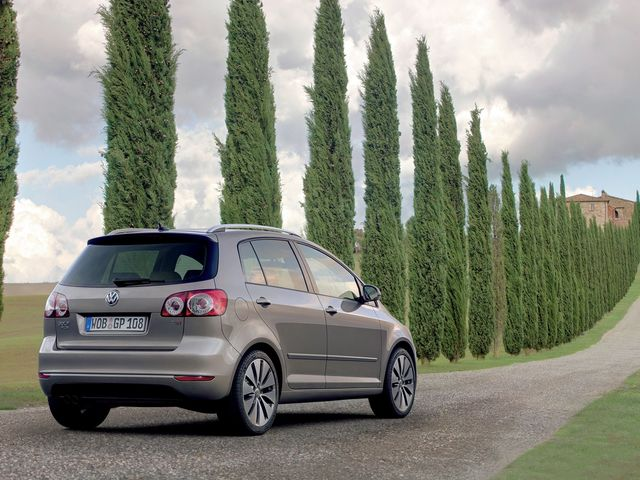 Volkswagen Golf Plus null