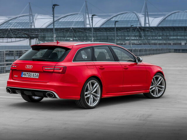 Audi RS6 null