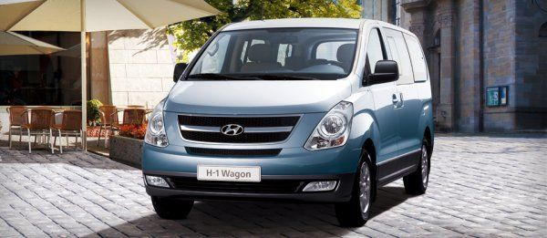 Hyundai H1 2015