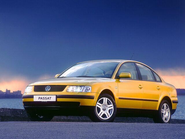 Volkswagen Passat B5 null