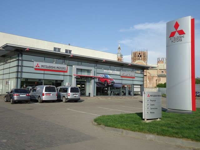 "Купити нове авто Mitsubishi у Луцьку в автосалоні ""Автоальянс-Захід Mitsubishi Б/У"" | Фото 1 на Automoto.ua"