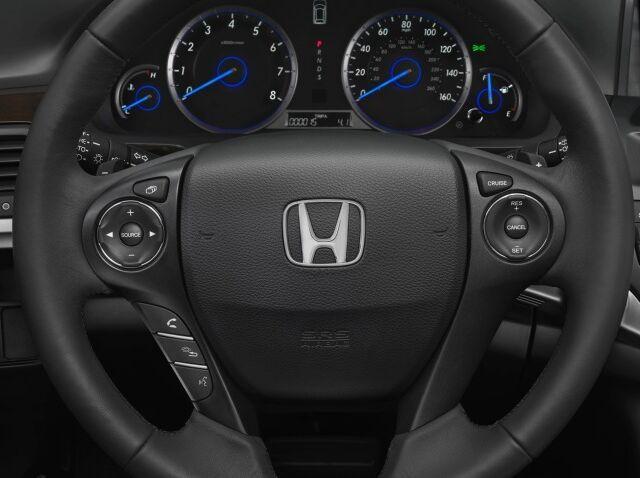 Honda Crosstour 2015