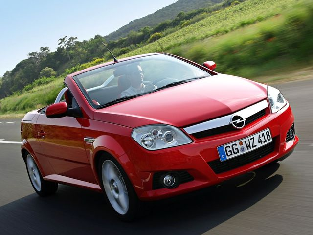 Opel Tigra null