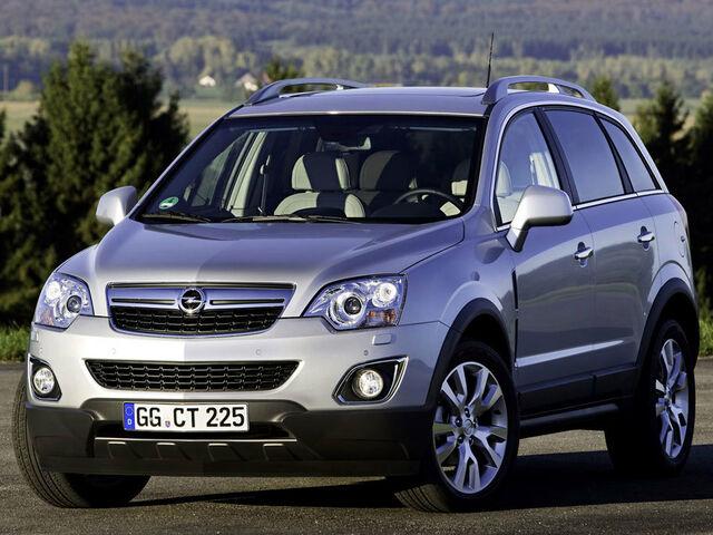 Opel Antara 2016