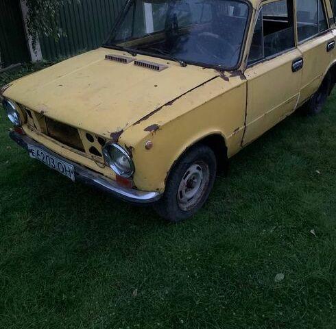 Желтый ВАЗ 2101, объемом двигателя 0 л и пробегом 111 тыс. км за 0 $, фото 1 на Automoto.ua