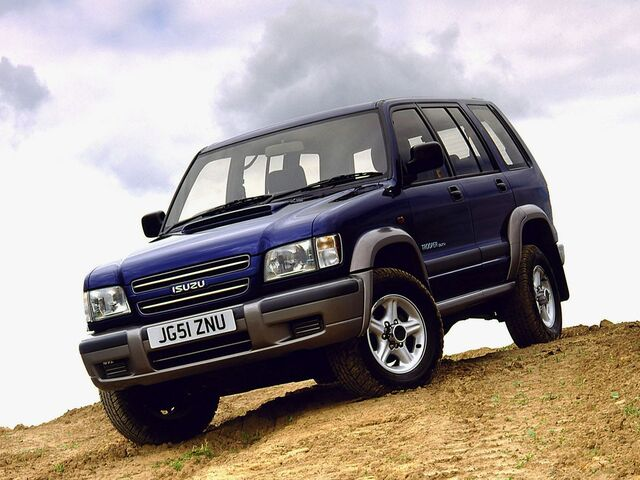 Isuzu Trooper null