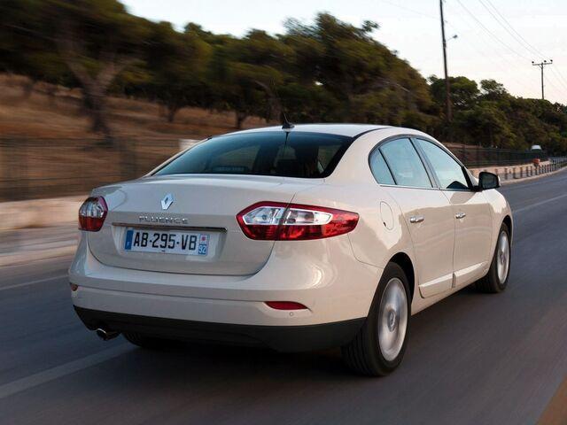 Renault Fluence null