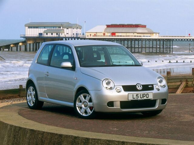 Volkswagen Lupo null