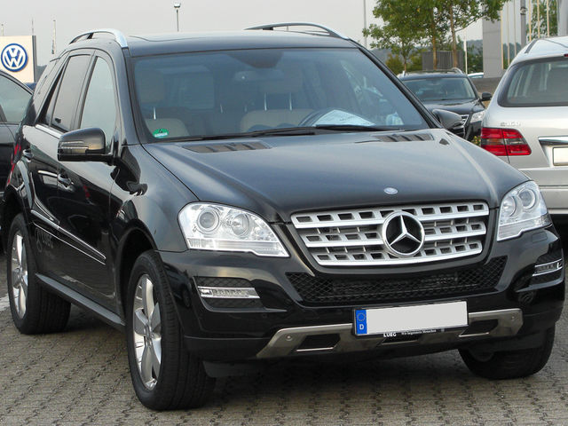Mercedes-Benz ML 350 null