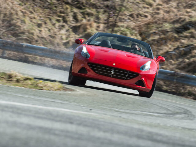 Ferrari California 2017