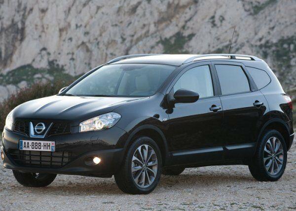 Nissan Qashqai+2 null