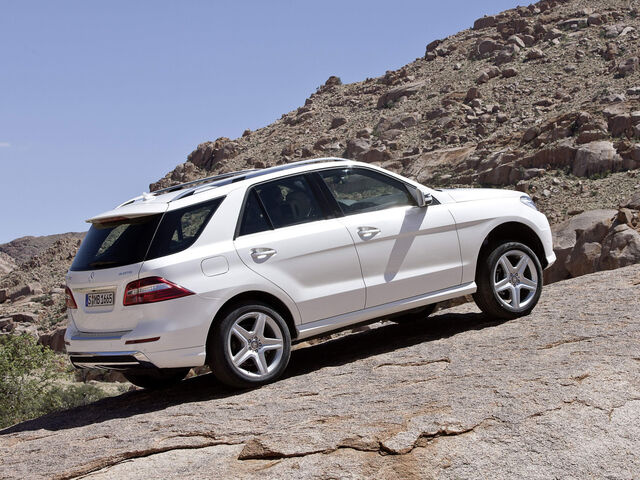 Mercedes-Benz ML 250 2016