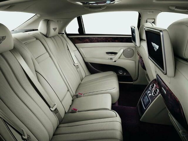 Bentley Flying Spur 2016